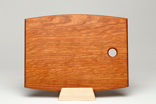 Solid Cherry Cutting Board (#5)