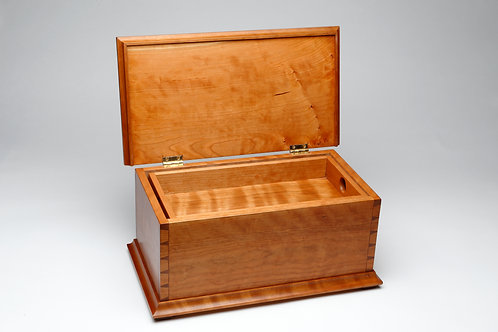 Cherry Box with Tray (#4)