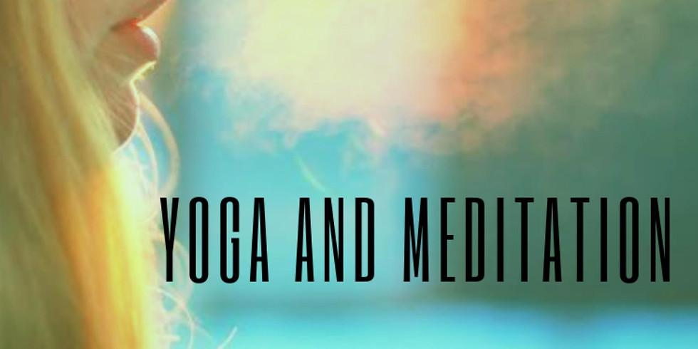 1 Day Retreat: Yoga and Breath