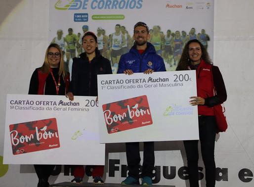 Marco Miguel e Inês Marques ganham São Silvestre de Corroios 2019