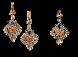 Ювелирные украшения с бриллиантами и