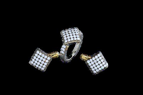 Золото с бриллиантами