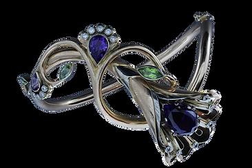 Ювелирное изделия, золотой браслет, ювелирное украшение