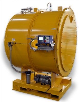 Altitude Simulation Vacuum System
