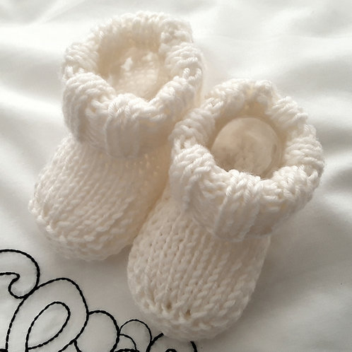 Merino boots