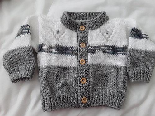 Option B stars & stripes cardigan only