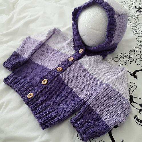 Option 22 Hooded jacket