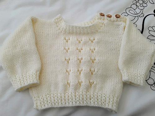 Option N8 round neck sweater