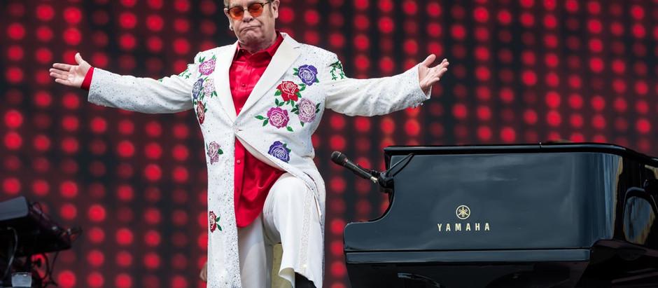 Les 5 meilleurs albums d'Elton John