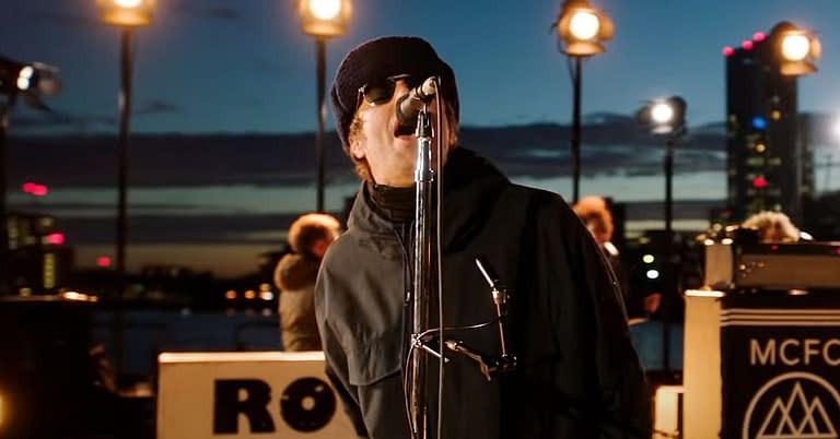 Live Review : Liam Gallagher sur la Tamise