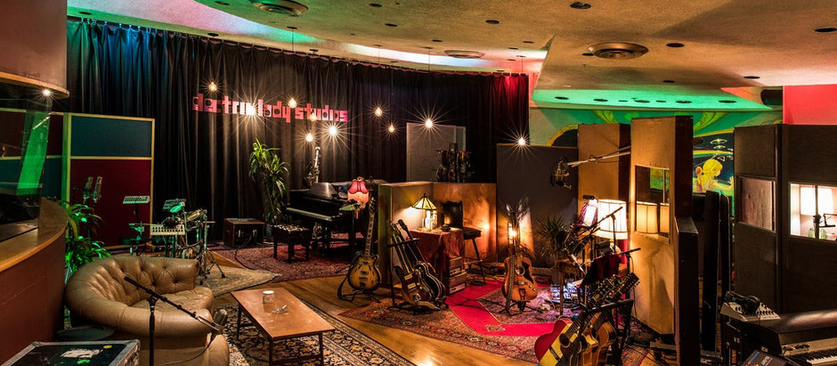Studio Tour : Electric Lady, New-York