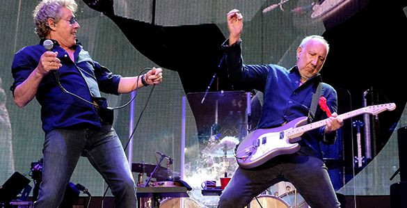 The Who, de Lifehouse à Who