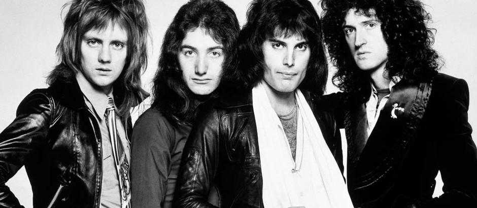 Les trois meilleurs albums de Queen