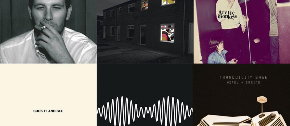 Le classement ultime des albums des Arctic Monkeys
