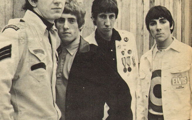 Les 60s des Who