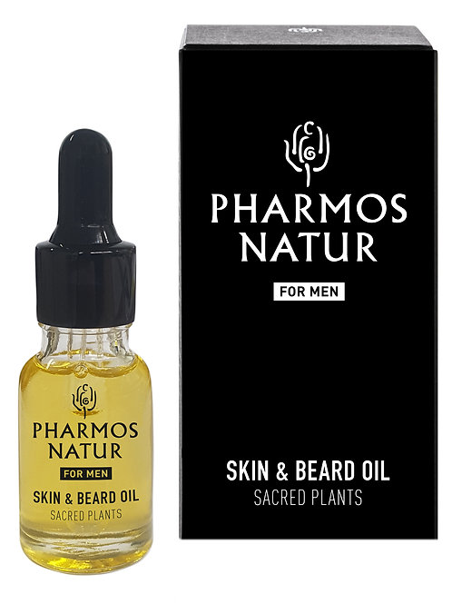 Skin & Beard Oil, For Men
