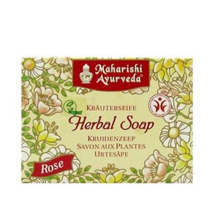 Maharishi Ayurveda Herbal Soap Rose