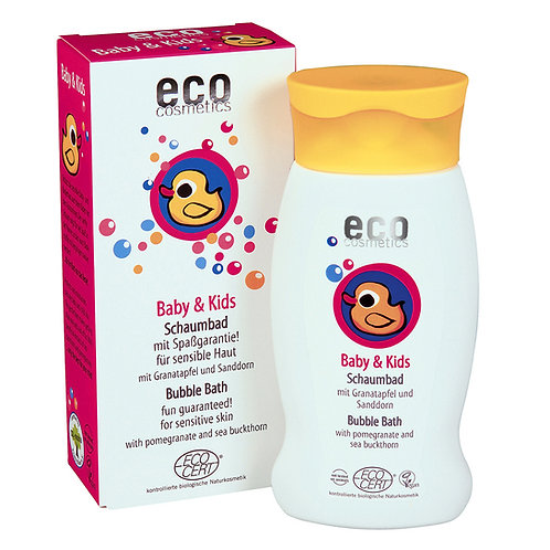 Eco Cosmetics Baby & Kids Schaumbad