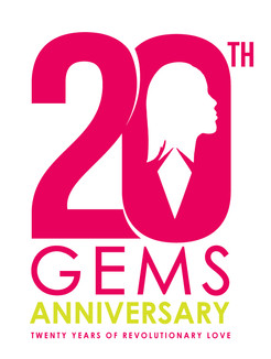 nonprofit anniversary logo