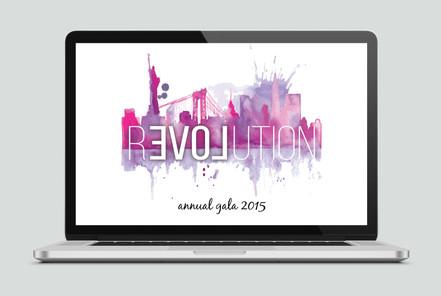 Love Revolution Gala 2015 Logo