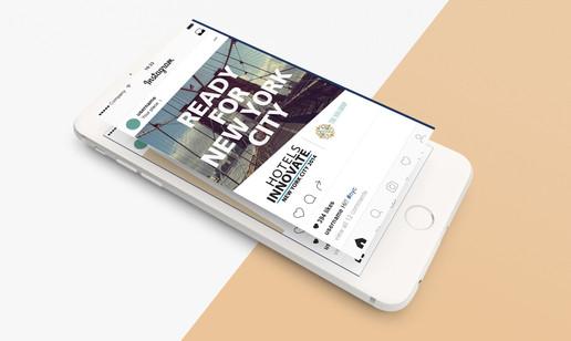 Event Activation Social Media Design