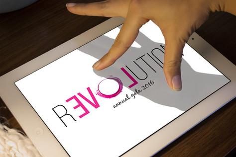 Love Revolution Gala 2016 Event Logo