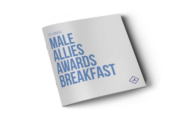Male Allies Awards Breakfast