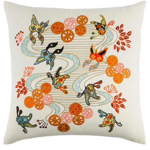 CHINESE 70'S PILLOW