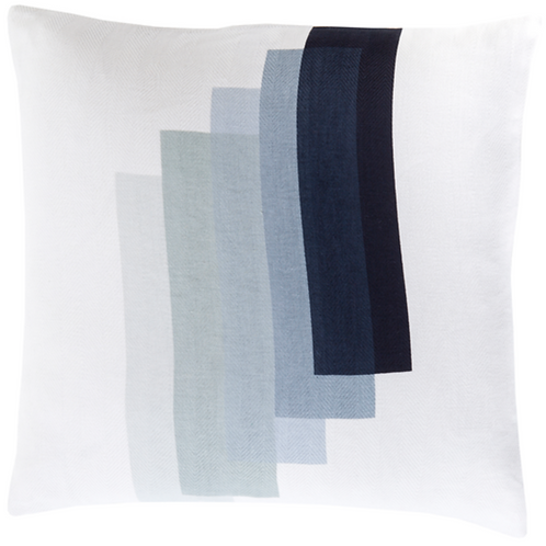 GRADIATION STRIPES PILLOW