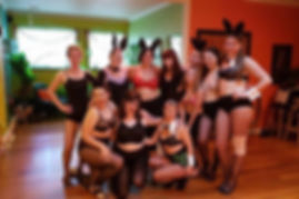 Cherry Poppers Maison Burlesque Student Showcase