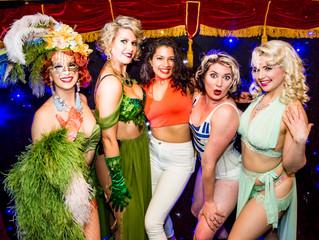 The Burlesque Masquerade 17th June... Photos by 3 Fates Media