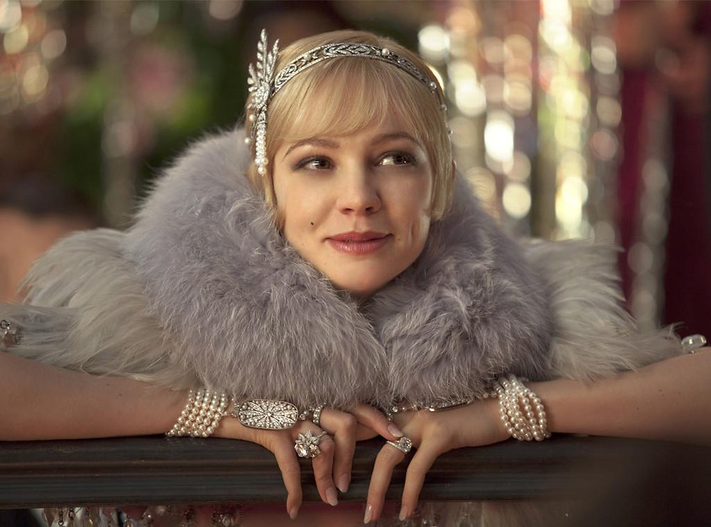Daisy Buchanan Gatsby Burlesque Cruise