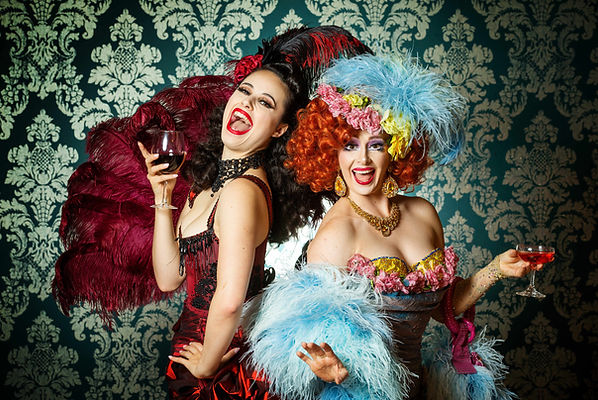 Bar Pigalle Burlesque Functions and Even
