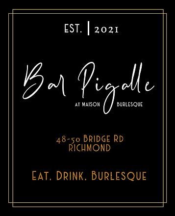 Bar Pigalle Melbourne