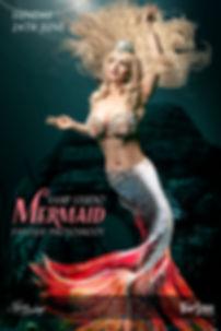 Mermaid Fantasy Photoshoot Special Vamp Studio Melbourne