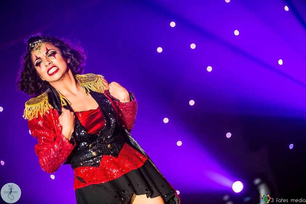 Jazida Burlesque Artist Australia