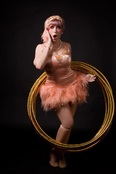 Clara Cupcakes Melbourne Vaudeville Burlesque Performer