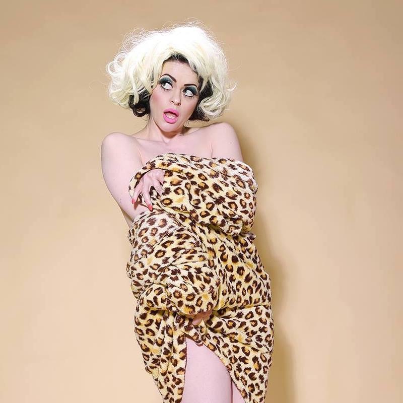 Becky Lou Burlesque Melbourne
