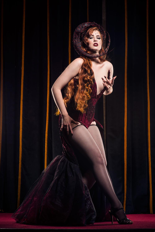 Jacqueline Furey Performance Events Melbourne Burlesque Show