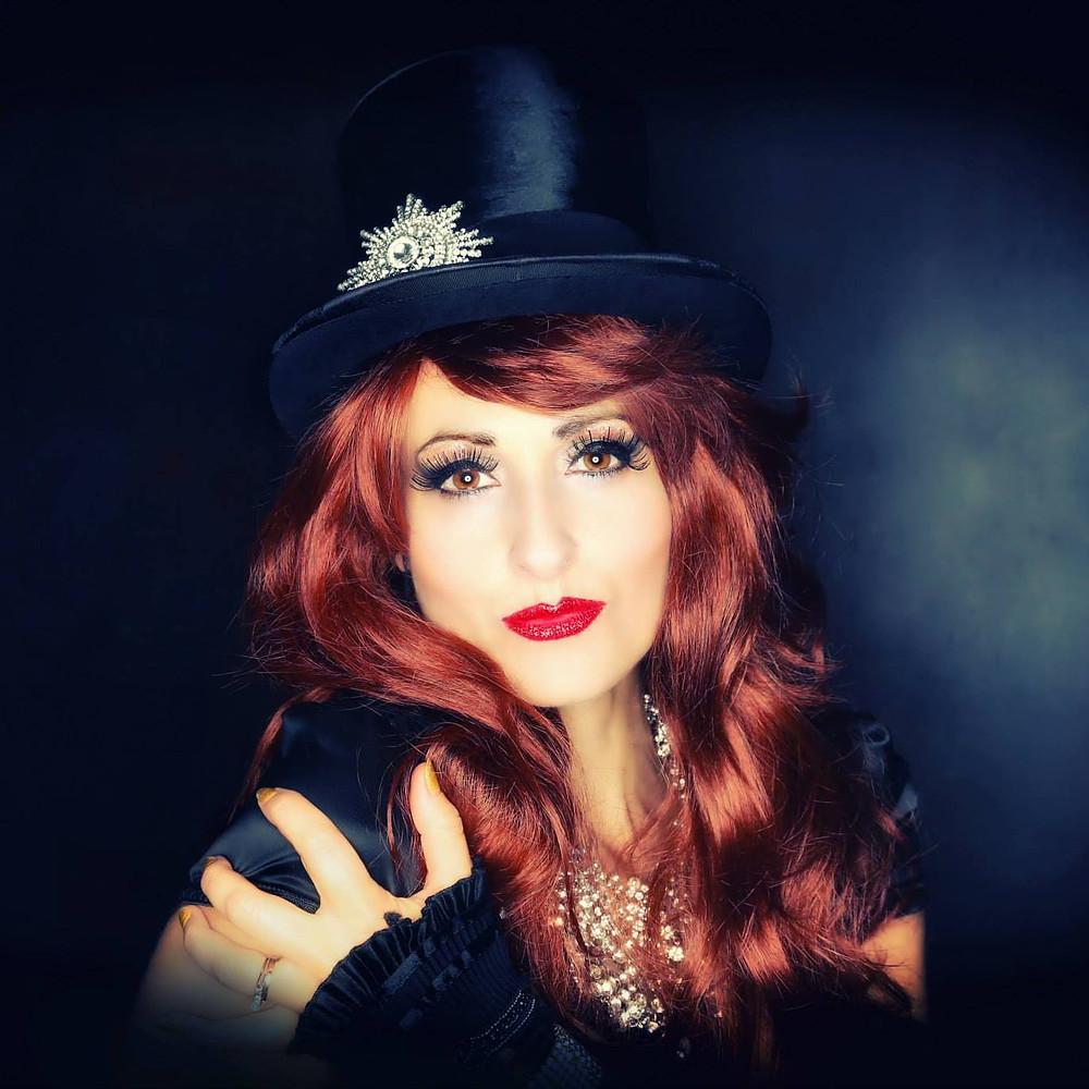 Aurora Burlesque Showboat Melbourne Singer Cabaret