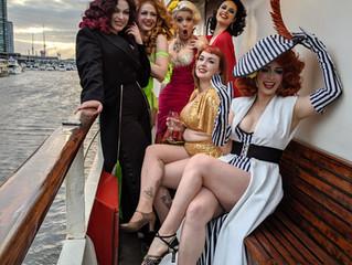 2020 Burlesque Showboat Cruise Dates NOW LIVE