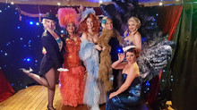 Burlesque Showboat on Channel 7 Sunrise