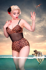 Pinup Photography Melbourne