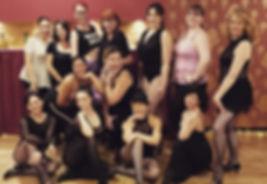 Maison Burlesque Workshop
