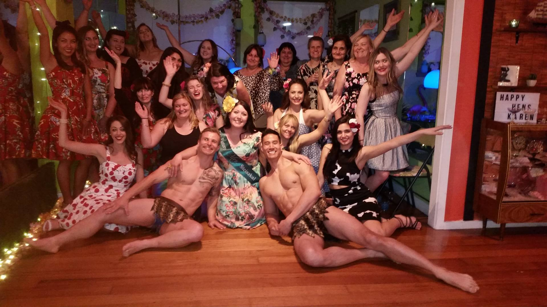 Decadent Hens Nights Melbourne