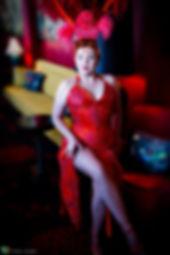 Dolores Daiquiri Melbourne Burlesque Classes