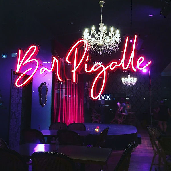 Bar Pigalle Melbourne Burlesque Function