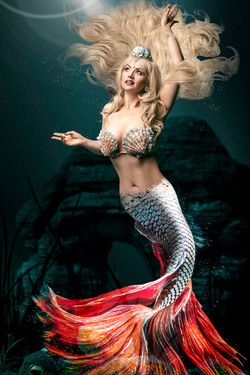 Vamp Studio Mermaid Photography
