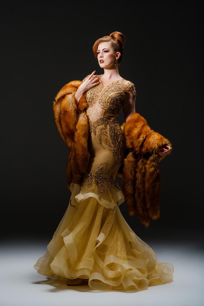 Jacqueline Furey Pinup Burlesque Showgirl Events Melbourne