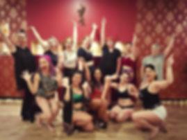 Maison Burlesque Summer School